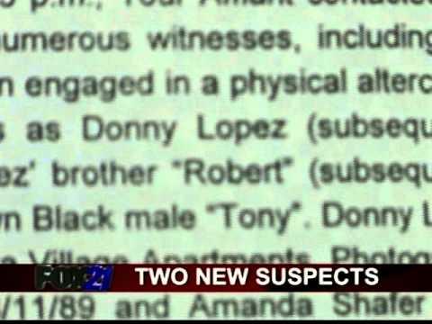 Colorado Springs shooting suspects