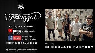 Rakista Live. Feat. Chocolate Factory