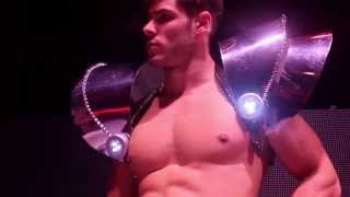 Repeat youtube video Masterbeat: Mayan New Years Eve 2014 Go Go Dancers