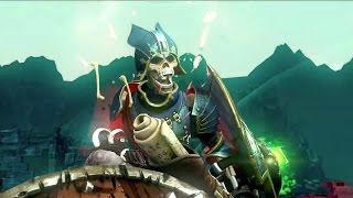 Hand of Fate Official Xbox One Trailer - 2015 HD Game