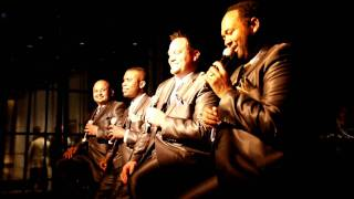 All-4-One So Much In Love LIVE Tokyo XEX 2011