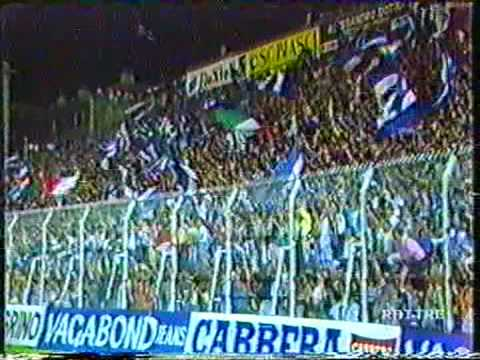 SAMPDORIA  - Coppa Italia 1985