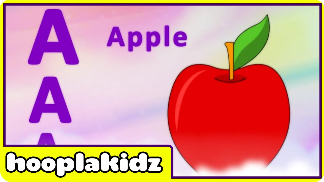 letter and sounds song phonics song 3 learn sounds of letters by hooplakidz 9570
