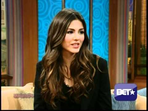 Victoria Justice at Wendy Williams Show