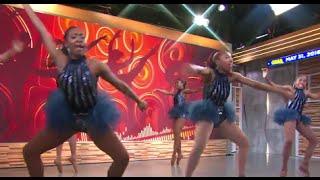 Jason Derulo Hip Hop Ballet Routine