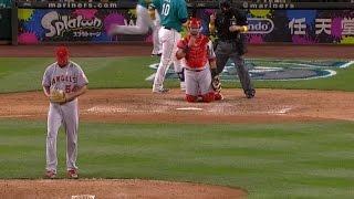 Бейсбол. MLB. Сиэтл Маринерс - Лос-Анджелес Энджелс (2.09.2016) [RU]