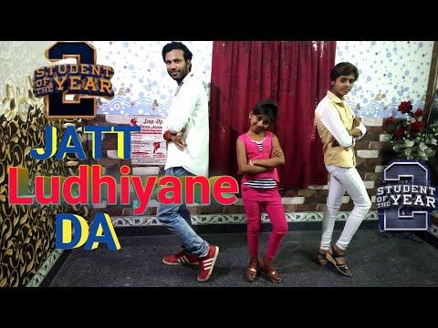 Jatt ludhiyane da dance video | student of the year 2 | vishal dadlani & payal dev | sda step