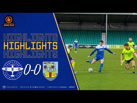 Eastleigh Weymouth Goals And Highlights