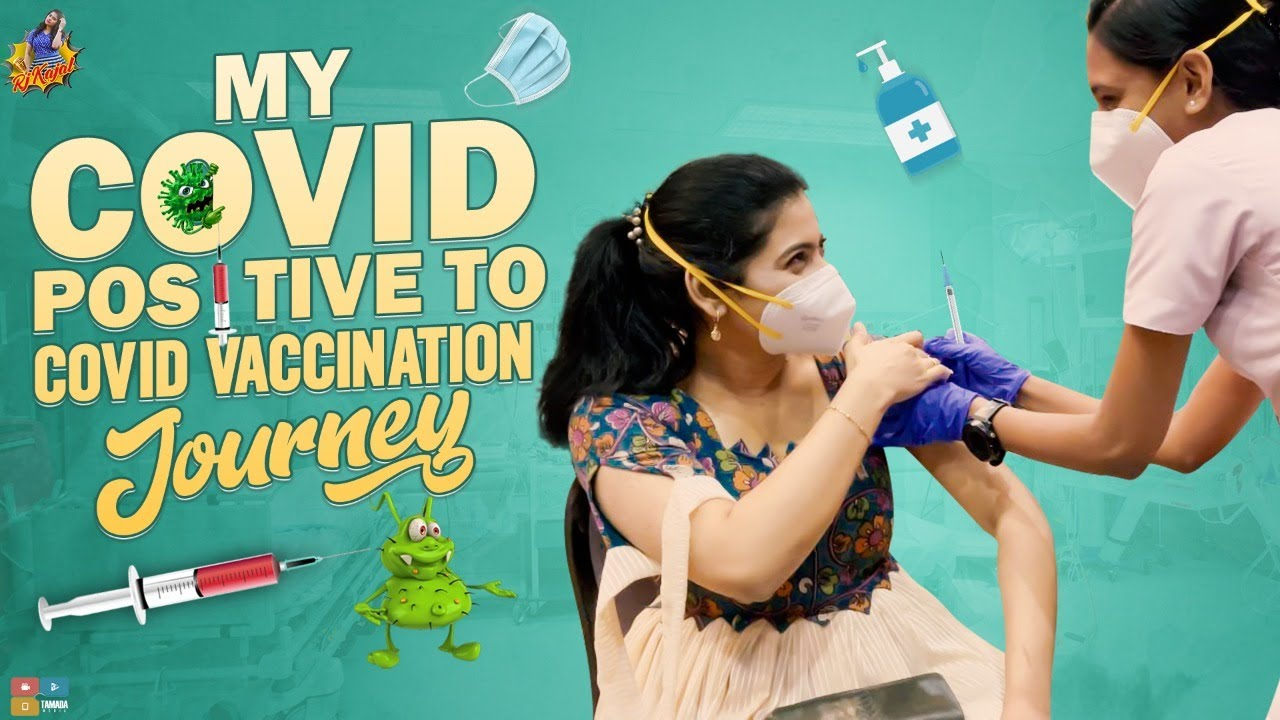 My COVID Positive To COVID Vaccination Journey || RJ kajal || RJ Kajal Vlogs