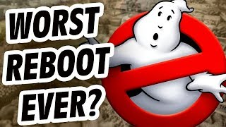 The Worst Reboot of All Time: Ghostbusters 2016 - Tales from the Web