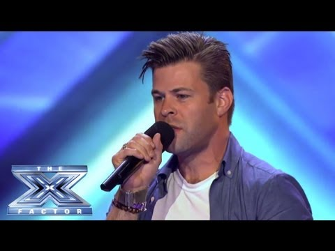 James Kenney's Got Soul! - THE X FACTOR USA 2013