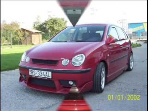 vw polo tuning 7 youtube. Black Bedroom Furniture Sets. Home Design Ideas