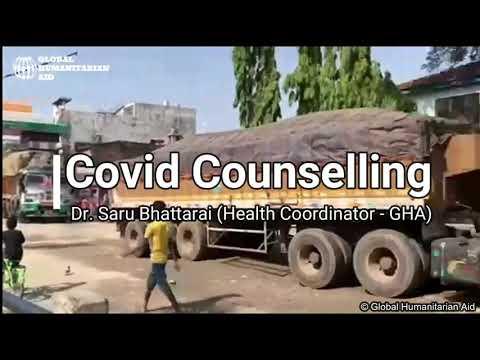 Coivd -19 Counselling by Dr. Saru Bhattarai | GHA | Global H