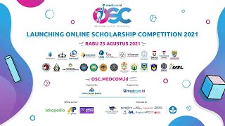 Download Launching Online Scholarship Competition 2021