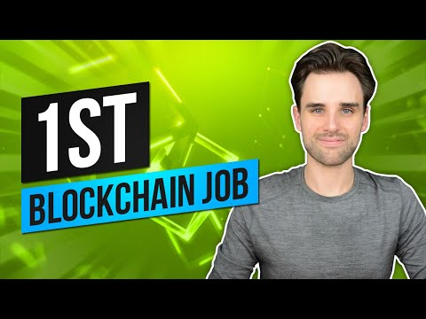When to Apply For Your 1st Blockchain Developer Job?