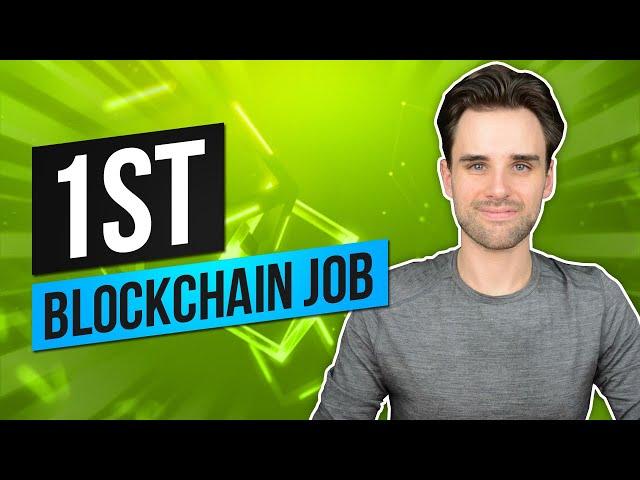 When to Apply For Your 1st Blockchain Developer Job?