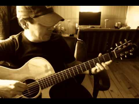 Leather and Lace acoustic guitar Lesson - YouTube