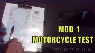Module 1 Bike Test