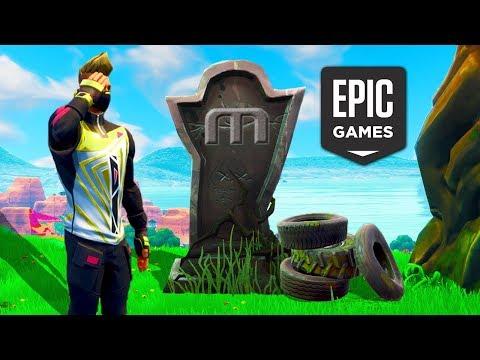 Epic Added *ME* To Fortnite! (Easter Egg)