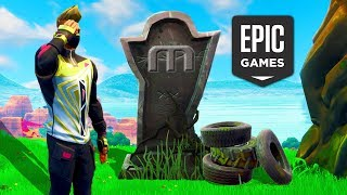 Epic Added *ME* To Fortnite! (Easter Egg) thumbnail