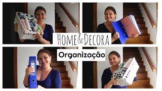 3 Dicas de Organizaçao – HOME&DECORA