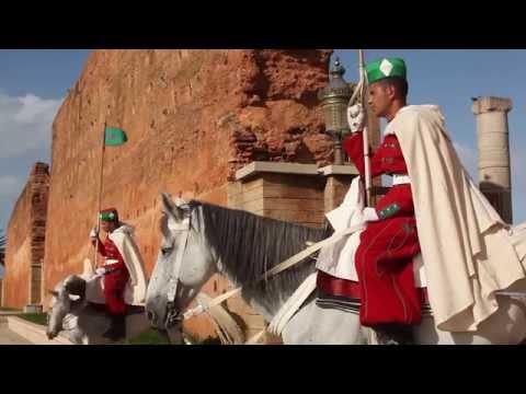 Le Mausolée Mohammed V & La Tour Hassan
