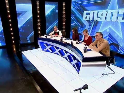 Georgia got a talent -    V  stage