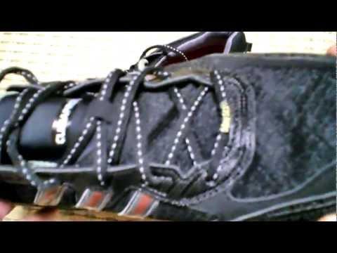 adidas GORE TEX shoes Trediac GTX Detail. YouTube