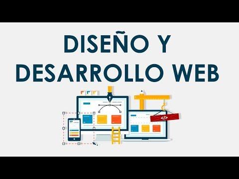 CURSO DE DISEÑO Y DESARROLLO WEB 2019 - COMPLETO thumbnail