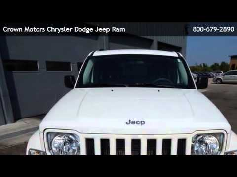 2010 jeep liberty sport holland youtube for Crown motors jeep holland