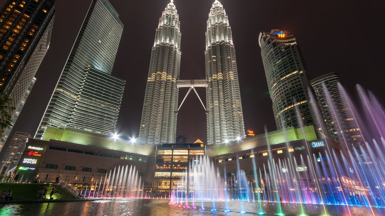 Image result for klcc fountain