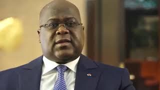 #RDC: Après l'installation de toutes les institutions, Félix Tshisekedi mobilise pour le changement