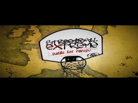 STREETBALL EXTREME SBX THE BATTLE FOR EUROPE TV SERIES EP 1