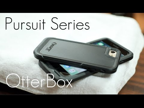 buy online 8759d fa2a0 Dirt and Dust Protection! - OtterBox Pursuit Series - iPhone 7 & 7 PLUS -  Review / Demo