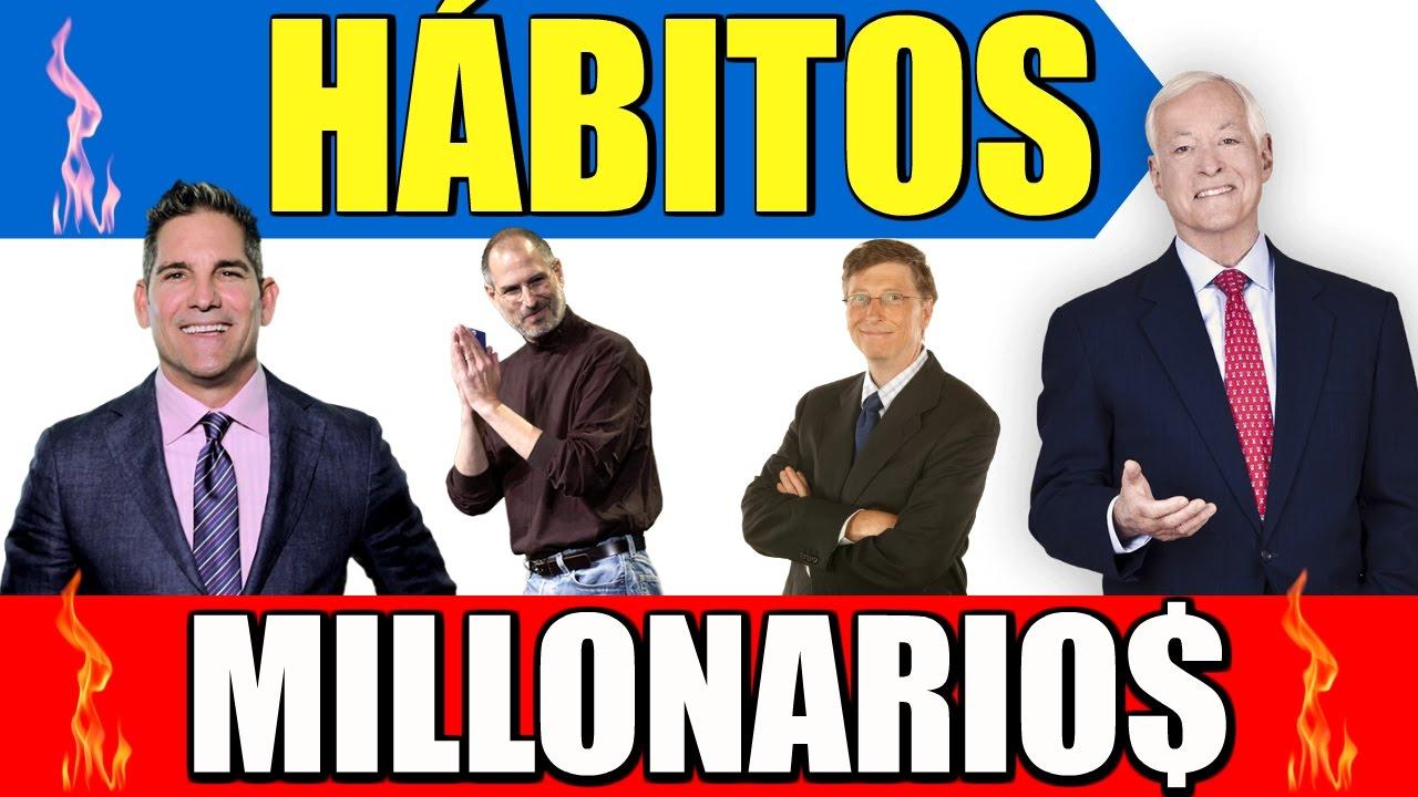 Hábitos De Personas Exitosas: HABITOS DE LAS PERSONAS EXITOSAS 📗 17 Hábitos De Ricos