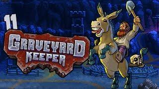 Graveyard Keeper #11 | Teleportacja
