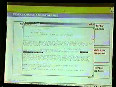DEF CON 11 - Gregoire Gentil - Hack Any Website