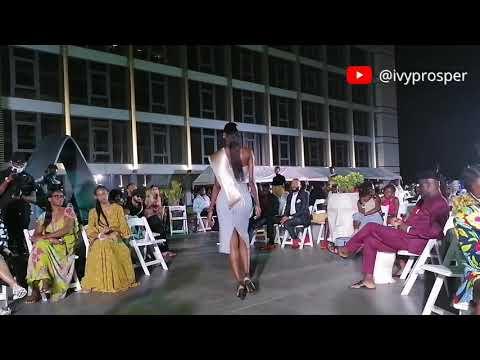GLITZ AFRICA FASHION WEEK - Designer - Duaba Serwa - Ghana