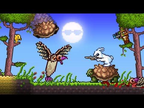 Terraria Enemies Life - Animation