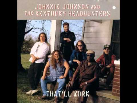 "Johnnie Johnson and the Kentucky Headhunters - ""Sunday Blues"""
