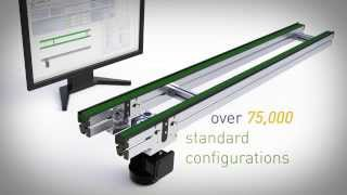 Glide-Line, the ultimate multi-strand conveyor solution