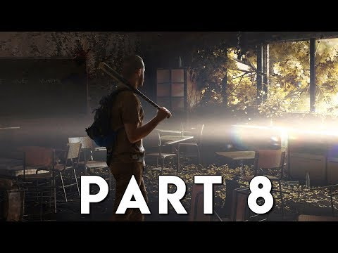 STATE OF DECAY 2 Walkthrough Gameplay Part 8 - EVACUATION CENTER (Xbox One X)