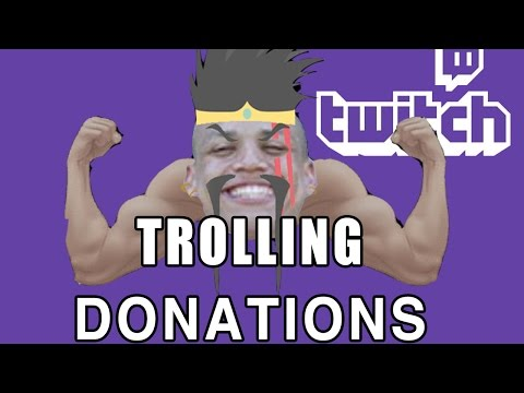 TYLER1 TWITCH DONATIONS