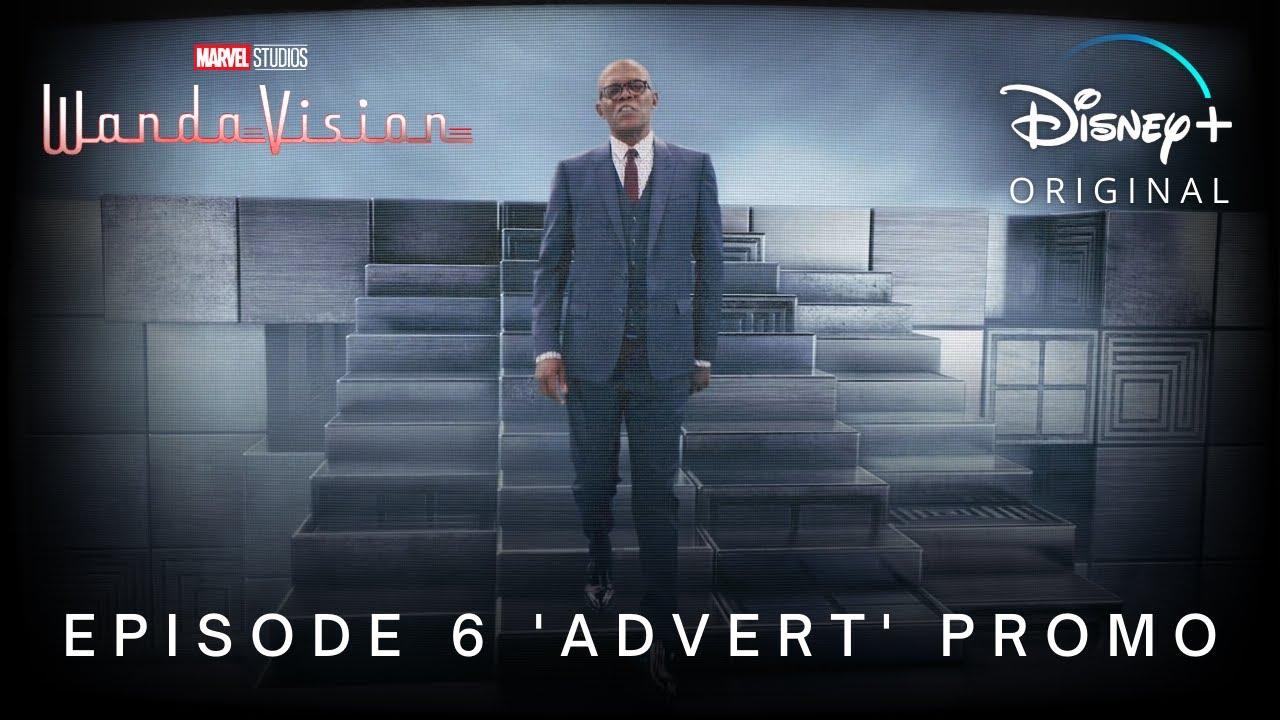 Wandavision Episode 6 Nick Fury Advert Promo Disney Youtube