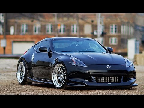Ultimate Nissan 370Z (Fairlady Z34) Sound Compilation