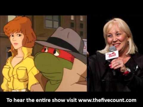 Teenage Mutant Ninja Turtles - Renae 'April O'Neil' Jacobs