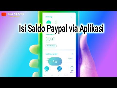 Cara Buat Akun Paypal Terbaru 2020 Tanpa Kartu Kredit Langsung Aktif dan Bisa Terima Dollar.