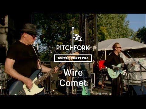 "Wire - ""Comet"" - Pitchfork Music Festival 2013"