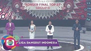 Highlight Liga Dangdut Indonesia - Konser Final Top 27 Group 6 - Stafaband