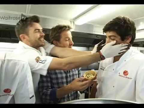 Alastair Cook , Stuart Broad And James Anderson - Chance To Dine 2014